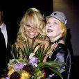 Pamela Anderson et Vivienne Westwood