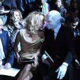 Pamela Anderson et son homme en plastique