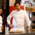 Vanessa et Florian dans  Top Chef 2015 , le lundi 2 mars 2015 sur M6.