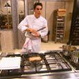 Xavier dans  Top Chef 2015 , le lundi 2 mars 2015 sur M6.