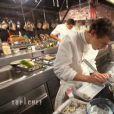 Martin dans  Top Chef 2015 , le lundi 2 mars 2015 sur M6.