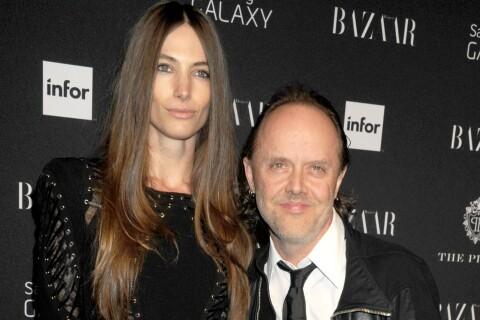 Lars Ulrich (Metallica): Bientôt marié à Jessica, il fête ça avec Bradley Cooper