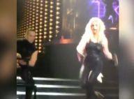 Britney Spears : La star perd ses cheveux en plein concert !