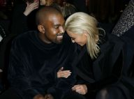 Kim Kardashian et Kanye West hilares face à Emily Ratajkowski chez Balmain