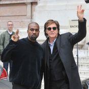 Fashion Week : Paul McCartney et Kanye West détendus, Géraldine Nakache stylée