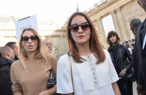 Fashion Week : Anaïs Demoustier et Lorde, radieuses au défilé Chloé
