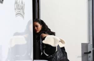 Rihanna : Shooting secret pour la nouvelle égérie Dior ?