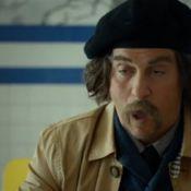 Johnny Depp, méconnaissable et hilarant, se dévoile dans ''Tusk''