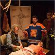 Kevin Smith sur le tournage de Tusk