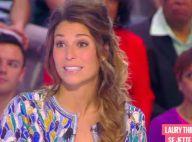 Dropped - Laury Thilleman émue, son hommage à Camille Muffat et Alexis Vastine