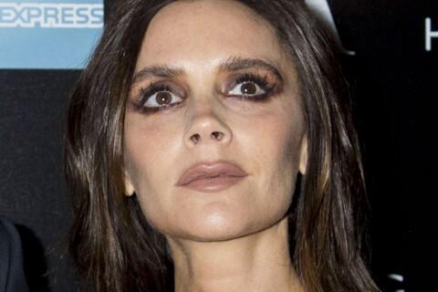 Victoria Beckham flippante : Gros fail make-up pour l'icône de mode