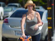 Jennifer Love Hewitt enceinte : Baby bump de sortie avec l'adorable Autumn