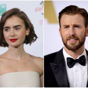 Lily Collins et Chris Evans : Nouveau couple à Hollywood ?