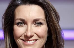 Anne-Claire Coudray enceinte : ''Le papa est aussi heureux que moi''