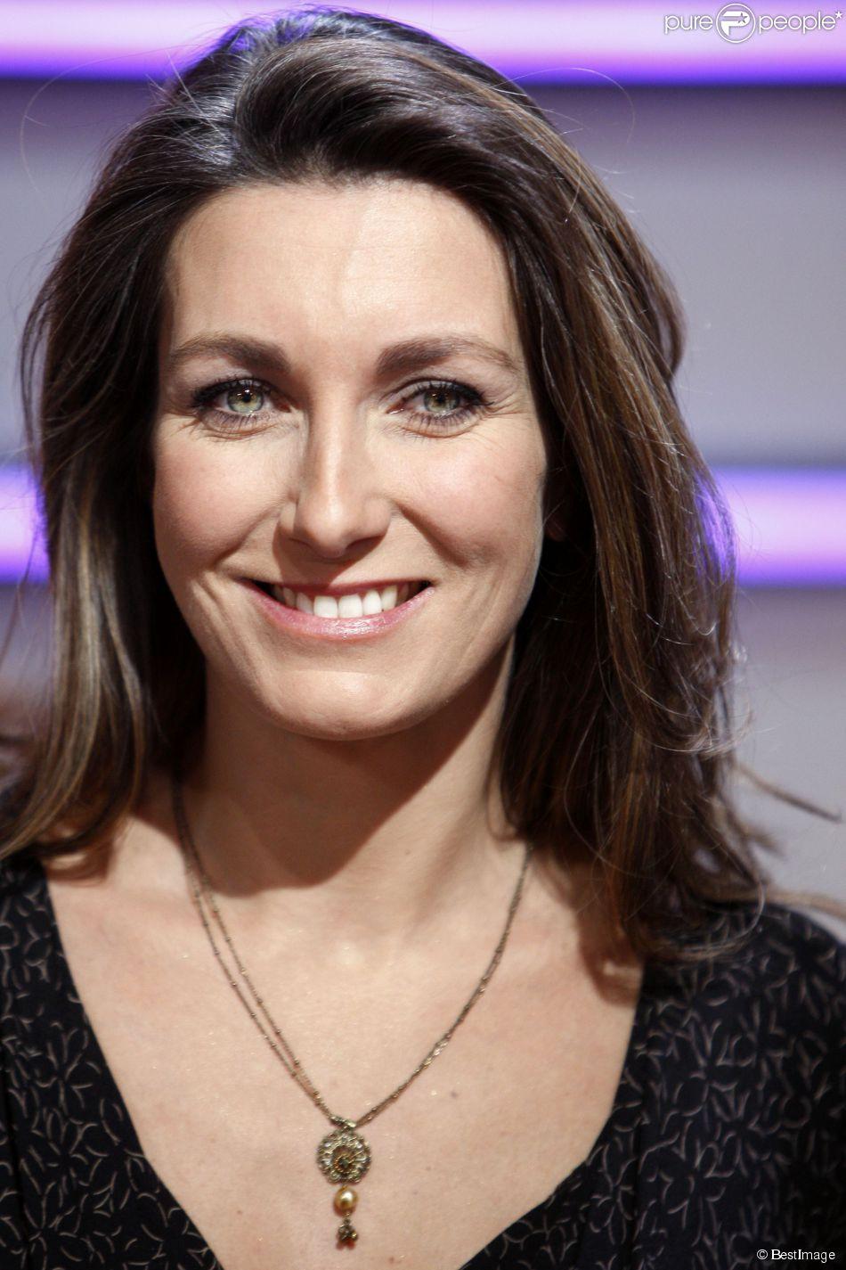 Info - Anne-Claire Coudray est enceinte - Anne-Claire Coudray, portrait réalisé en 2012.
