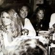 Exclusif - Photo issue de la collection privée de Gérard Montel, grand ami de Brigitte Bardot. Il est décédé le 11 mars 2015. Une soirée à Saint-Tropez en 1980
