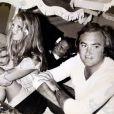 Exclusif - Photo issue de la collection privée de Gérard Montel, grand ami de Brigitte Bardot. Il est décédé le 11 mars 2015