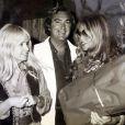 Exclusif - Exclusif - Photo issue de la collection privée de Gérard Montel, grand ami de Brigitte Bardot. Il est décédé le 11 mars 2015. Cliché pris à Saint-Tropez en 1980