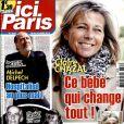 Le magazine Ici Paris le 18 mars 2015
