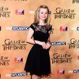 """Kerry Ingram à l'avant-première mondiale de la saison 5 de """"Game of Thrones"""" organisée à Londres, le 18 mars 2015."""