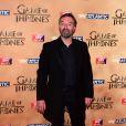 """Ian Beattie à l'avant-première mondiale de la saison 5 de """"Game of Thrones"""" organisée à Londres, le 18 mars 2015."""