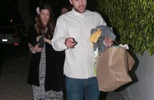 Jessica Biel, enceinte, et Justin Timberlake : Leur dernière sortie avant bébé !