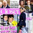 Closer  - édition du vendredi 20 mars 2015.