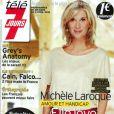 Magazine  Télé 7 jours , en kiosques le 23 mars 2015.