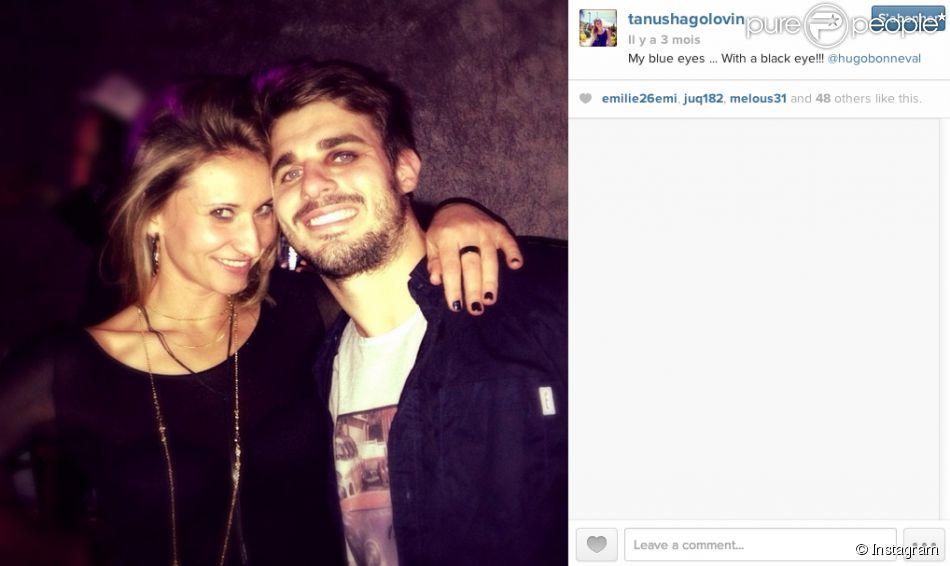 Tatiana golovin et son compagnon hugo bonneval - Tatiana silva et son compagnon ...