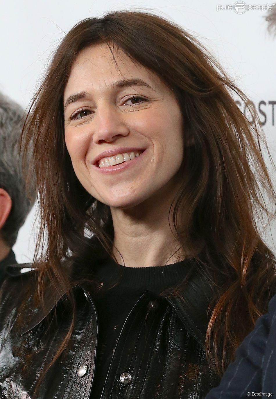 Charlotte Gainsbourg à New York dans le cadre du Festival du Film Français en partenariat avec Unifrance, le 6 mars 2015.