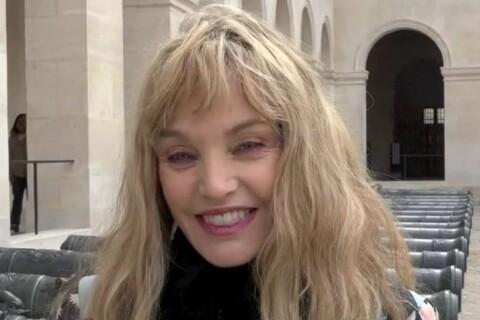 Arielle Dombasle met avant tout ''le plaisir et le désir au poste de commande''