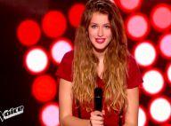 The Voice 4 - Manon Palmer plus célèbre que son père : 'Je roule des mécaniques'
