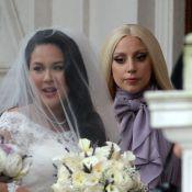 Lady GaGa de mariage : Demoiselle d'honneur stylée de sa meilleure amie