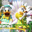 Le printemps à Disneyland Paris. Mars 2015