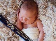 Carrie Underwood maman : Elle présente enfin son bébé