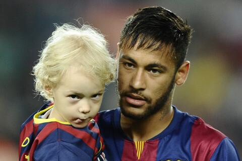 Neymar (FC Barcelone) papa 'nostalgique' : 'C'est dur d'être loin de Davi Lucca'