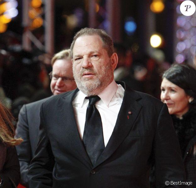 "Harvey Weinstein - Avant-première du film ""Woman in Gold"" lors du 65ème festival international du film de Berlin (Berlinale 2015), le 9 février 2015"