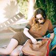 Leighton Meester, nouvelle égérie de la nouvelle campagne de la marque de chaussures du créateur Jimmy Choo pour la collection printemps-été 2015.  Gossip Girl's Leighton Meester is the star of a stylish new Spring Summer 2015 campaign for shoe designer Jimmy Choo.30/03/2015 - New York