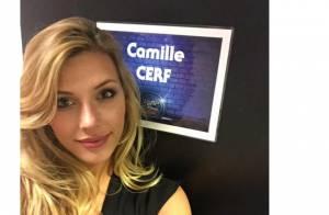 Camille Cerf : 'Je te prends où tu veux', le drôle de message de Teddy Riner