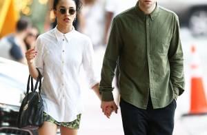 Robert Pattinson et FKA twigs fiancés ? Non, ce n'était pas une blague...