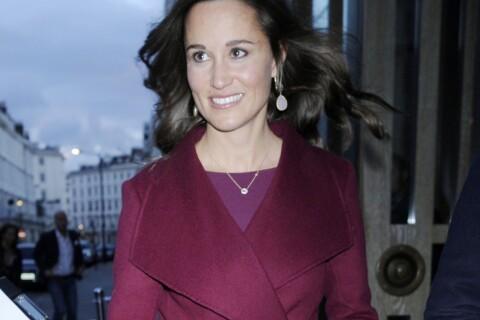 Pippa Middleton : Encore une soirée chic sans son Nico...
