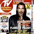 Magazine  TV Grandes Chaînes  en kiosques le 30 mars 2015.