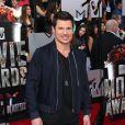 Nick Lachey aux MTV Awards au Nokia Theatre à Los Angeles. Le 13 avril 2014