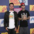 DJ AM et Travis Barker, gravement brûlés dans un accident d'avion
