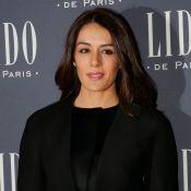 Sofia Essaïdi et Elisa Tovati, spectatrices VIP du ''Paris Merveilles''