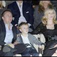 Cate Blanchett et sa petite tribu...