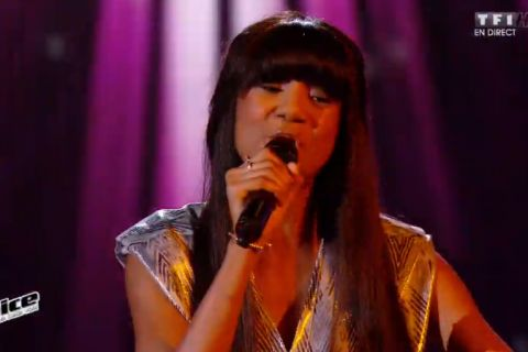The Voice 4 : Awa Sy et Yoann éliminés, Anne Sila, Hiba et Lilian favoris !