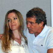 Antonio Banderas, confidences sur sa belle Nicole: 'Je vis un très beau moment'