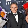 Jean-Pierre Kalfon - La 10ème cérémonie des Globes de Cristal au Lido à Paris, le 13 avril 2015