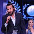Exclusif - Grégory Fitoussi - La 10ème cérémonie des Globes de Cristal au Lido à Paris, le 13 avril 2015